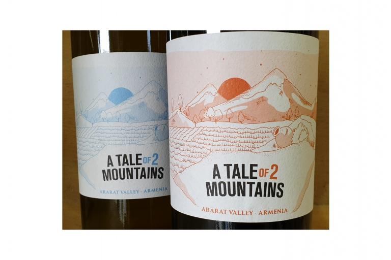 De eerste wijn komt uit Armenië