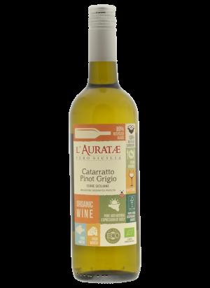 BIO l'Auratae Catarratto Pinot Grigio