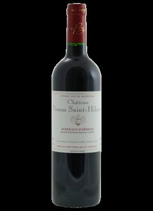 Château Pessan Saint-Hilaire Bordeaux Supérieur