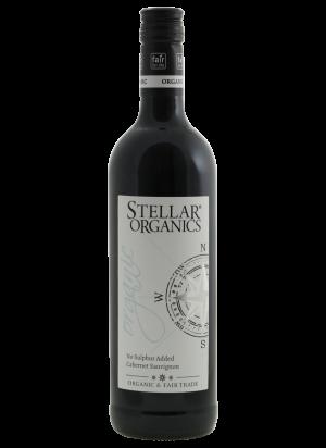 Stellar Organics Cabernet Sauvignon N.S.A. wine / NSA wijn BIO