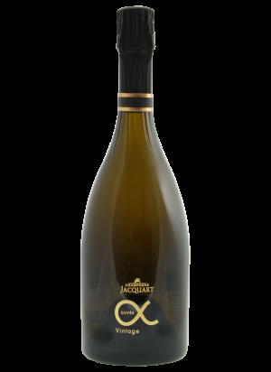 Champagne Jacquart Cuvée Alpha Vintage 2010
