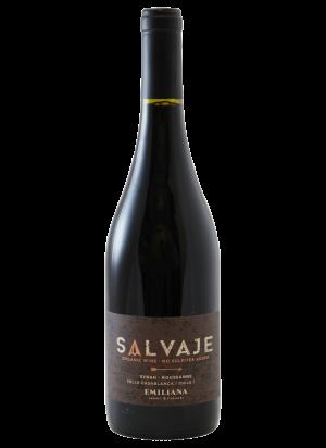 Salvaje Syrah - Rousanne N.S.A. wine / NSA wijn BIO