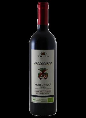Santa Tresa Insieme Nero d'Avola NSA / N.S.A. wine BIO