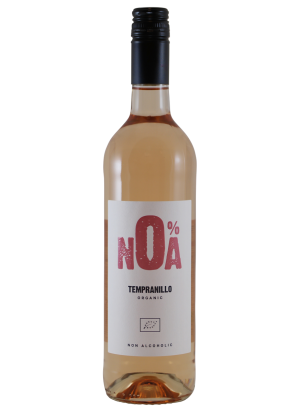 Bio Noa Organic Tempranillo Rose