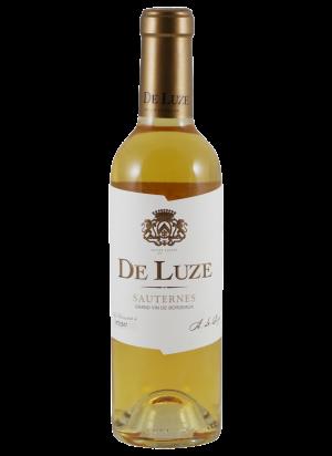 Sauternes half flesje Château De Luze (0,375 liter)