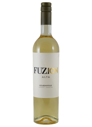 Zuccardi Fuzion Alta Chardonnay