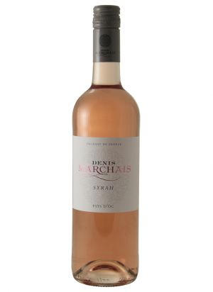 Denis Marchais Syrah Rose