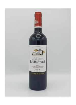Chateau les Bertrands Bordeaux Rouge