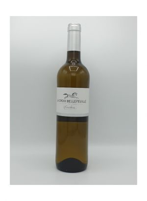 La Croix Bellefeuille, droge, Franse witte wijn