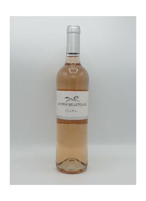 La Croix Bellefeuille, droge Franse rosé wijn