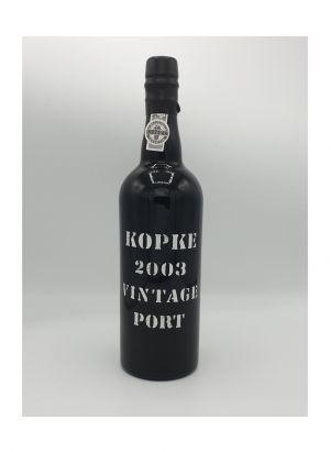 Kopke 2003 Vintage port