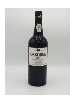 Vintage port Osborne 1995