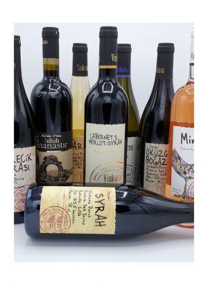 Turkse wijn   Alle wijnen uit Turkije