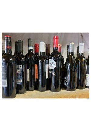 Proefpakket krachtige rode wijnen 6 flessen