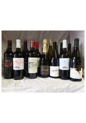 Beste wijnen wijnpakket 12 flessen