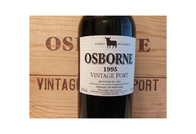 Vintage port, van de druif tot in de wijnkelder
